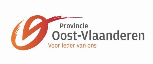 Oost Vlaanderen Logo Provincie Oost-vlaanderen