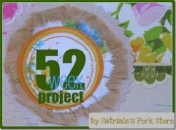 52 WEEKS PROJECT BY SATRIALE'S PORK STORE