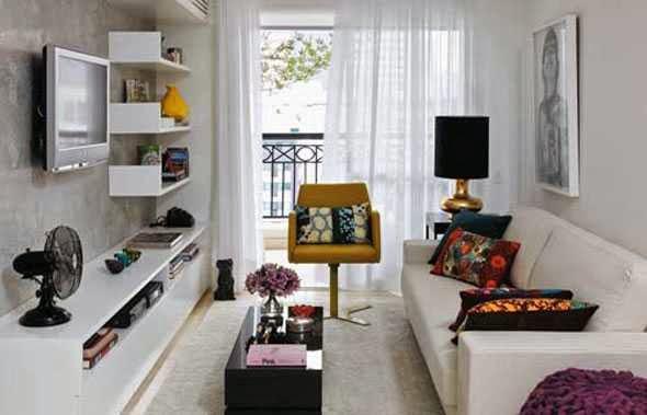 gambar interior apartemen minimalis