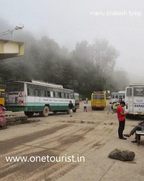 Dharamshala bus station