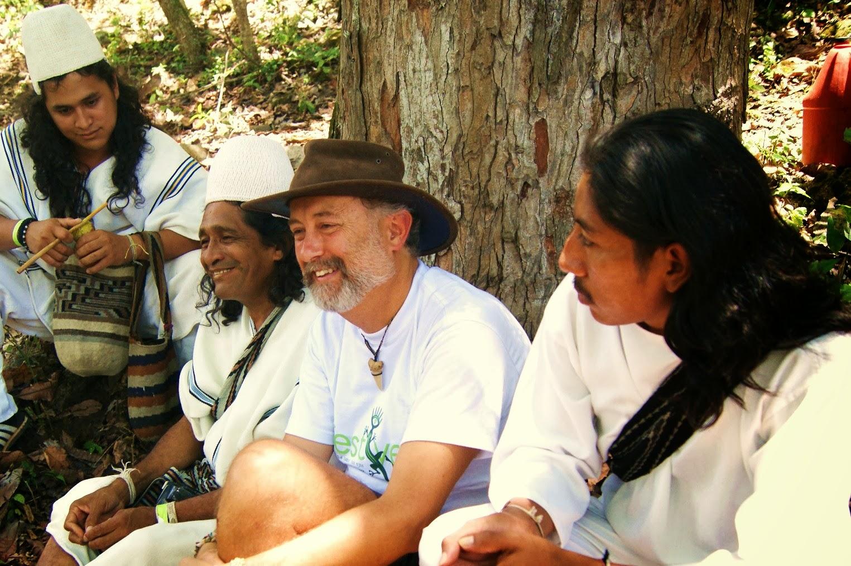 COLOMBIA con amigos aruhacos y cogis