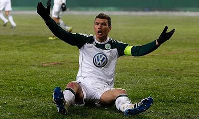 Edin Dzeko to Bayern Munich