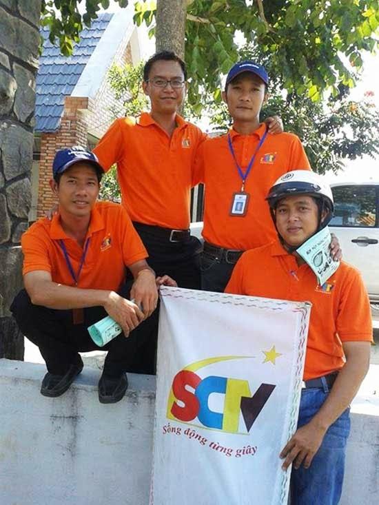 SCTV ngày cuối năm