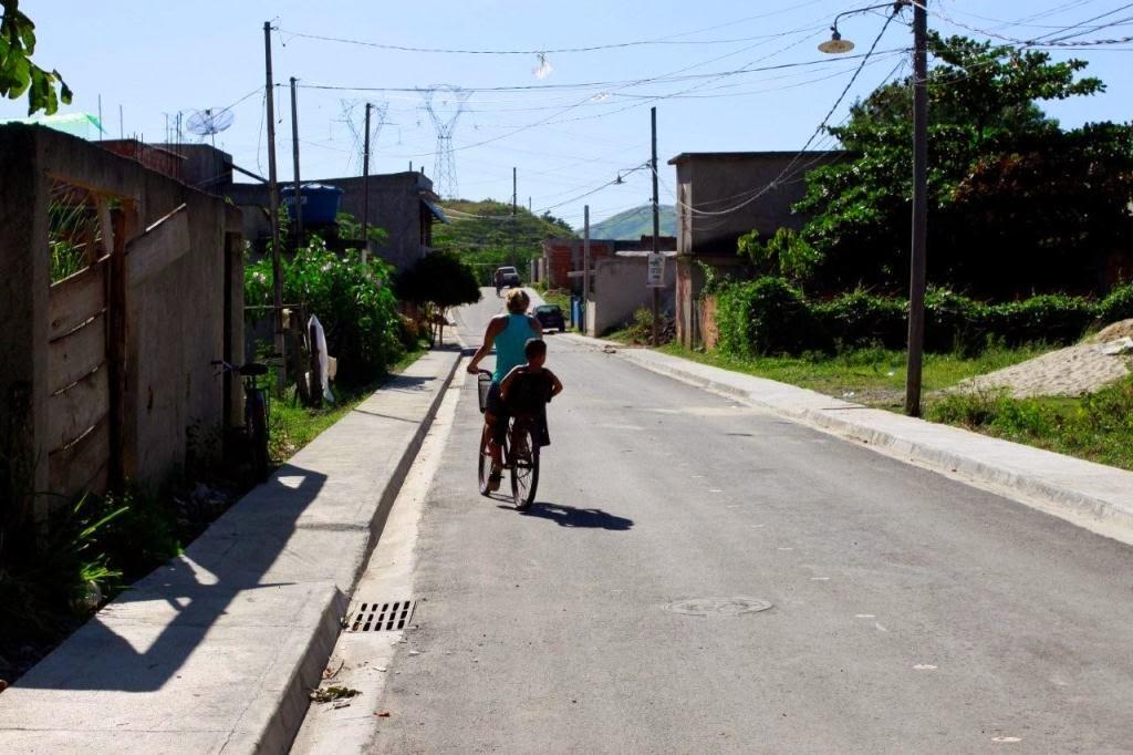 Rua Monte Belo,  Guarajuba - Paracambi