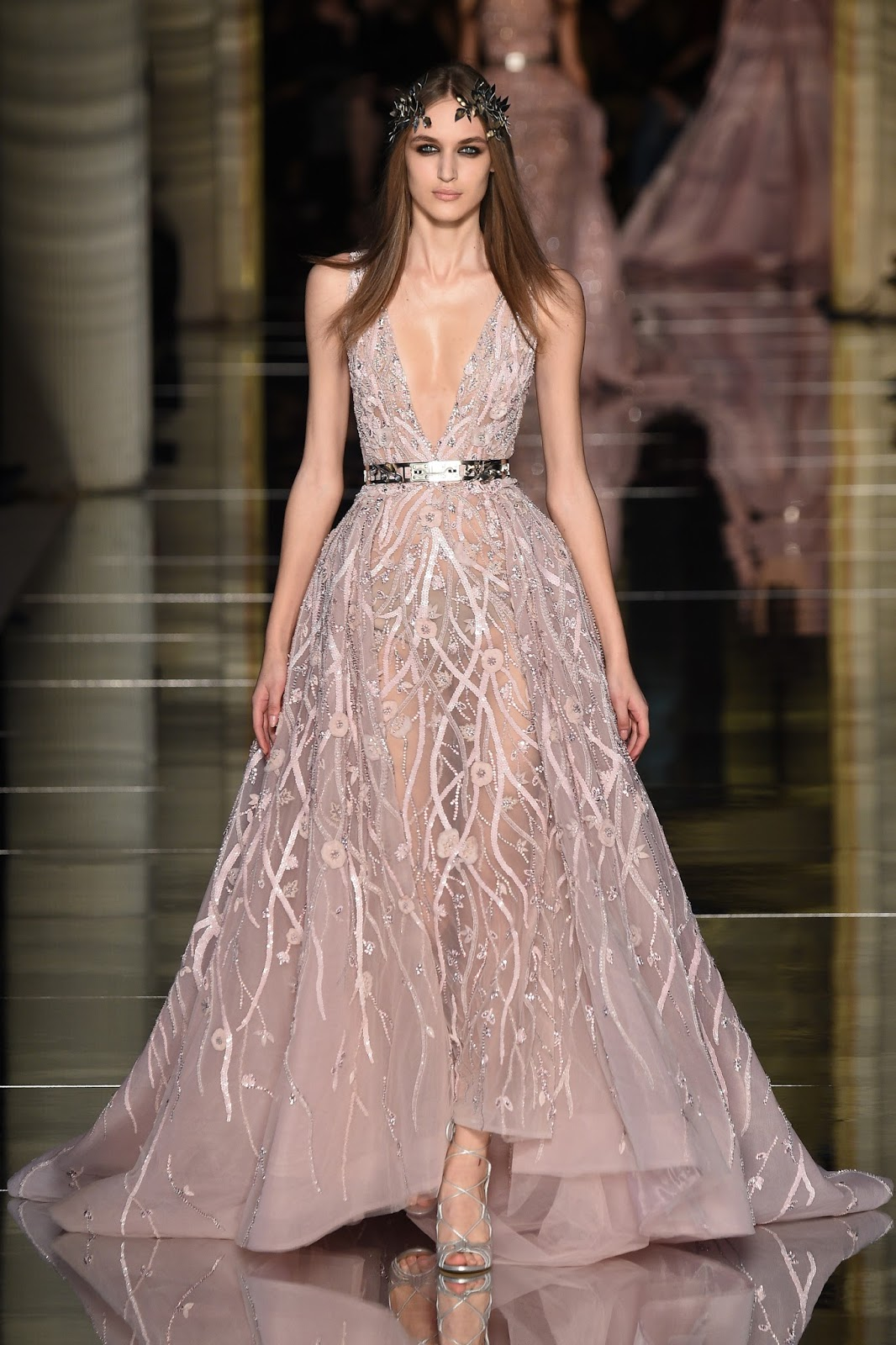Haute Couture - Zuhair Murad Sping 2016 - The Queens of Couture