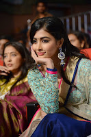 Pooja Hegde at Mukunda audio launch 001.JPG
