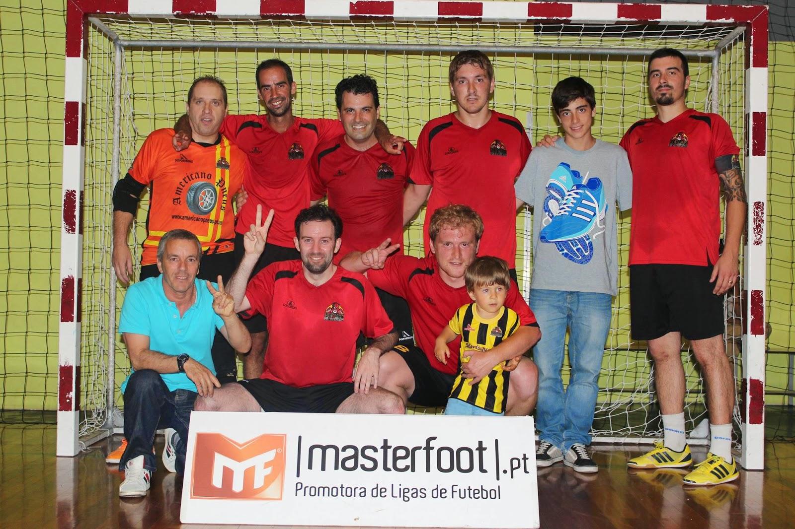 CAMPEÃO da 2ª Super Liga Mastefoot