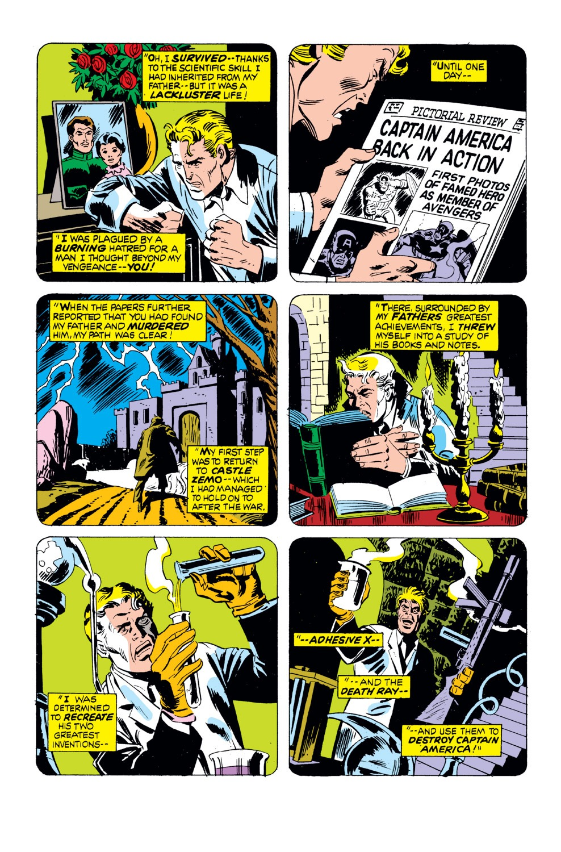 Captain America (1968) Issue #168 #82 - English 16