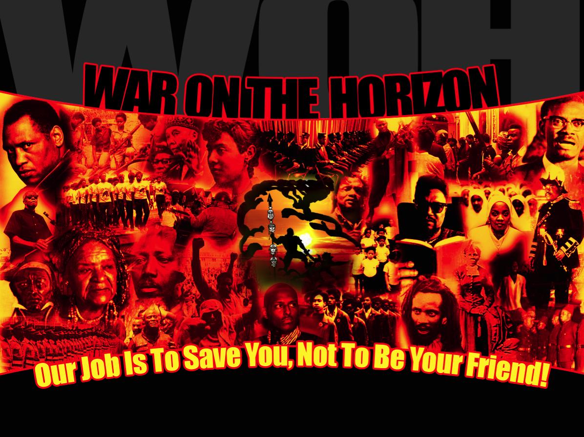 War On The Horizon (Irritated Genie)