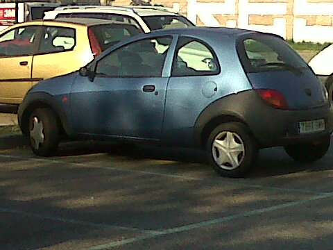 My fave things spain day 19 el huevo coche for Coche huevo