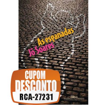 Cupom Efácil - As Esganadas - Jô Soares