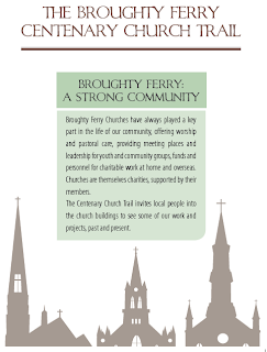 Broughty Ferry Churches' Centenary Trail 2013