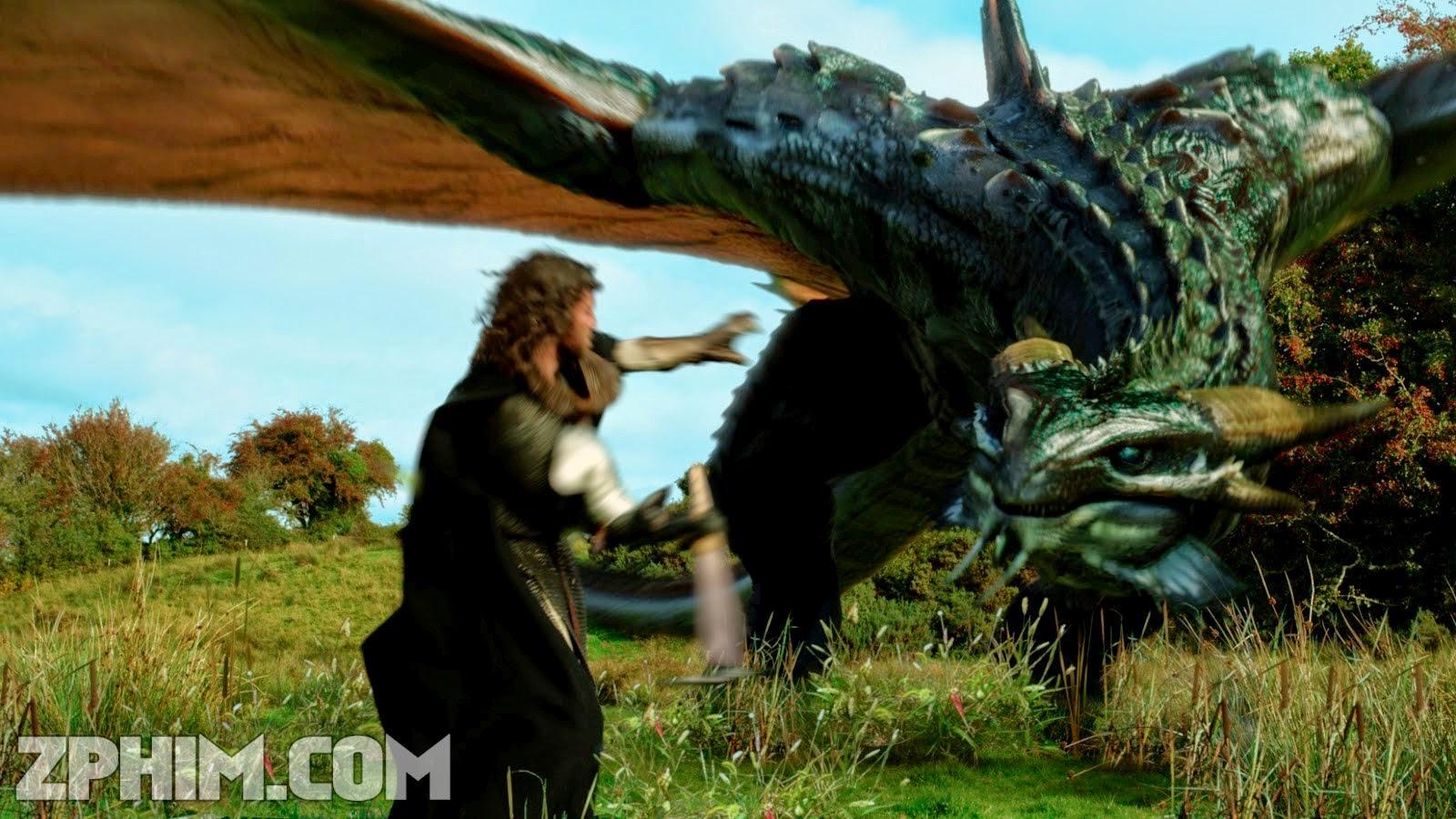 Ảnh trong phim Chiến Binh Săn Rồng - Dawn Of The Dragonslayer 2