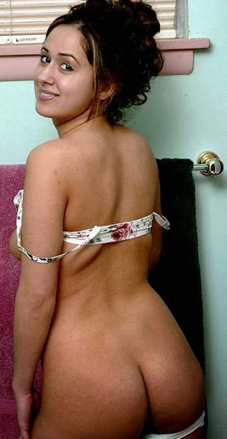 Kerala indian young aunty round ass nude