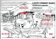 LASER COMBAT ISARD
