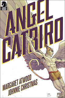 Angel CatBird, Margaret Atwood, Johnnie Christmas, InToriLex, Book Scoop