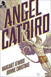 Angel CatBird, Margaret Atwood, Johnnie Christmas, InToriLex, Book Scoop