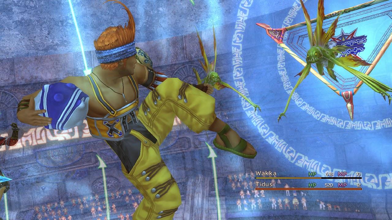 Final Fantasy PlayStation 3 Game Review