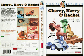 Carátula dvd: Cherry, Harry & Raquel (1970)