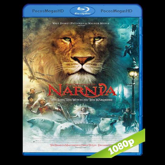 Las Crónicas De Narnia: El León, La Bruja y Ropero (2005) BRRip 1080p Audio Dual Latino/Ingles 5.1