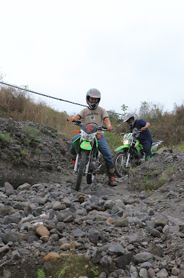 trail bike merapi 004