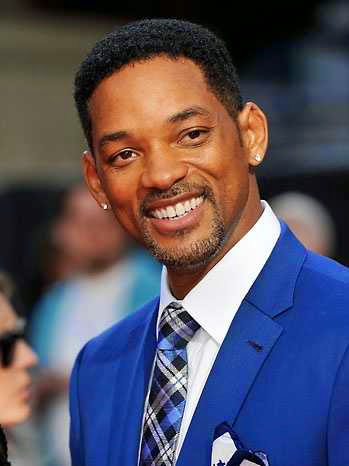 Will Smith Hollywood actor