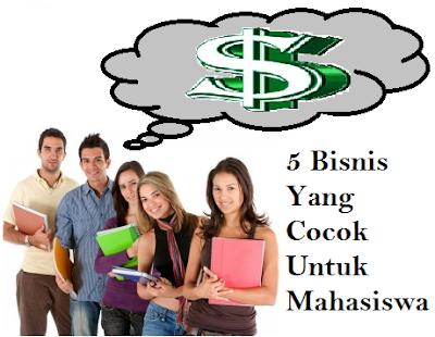 Bisnis buat mahasiswa
