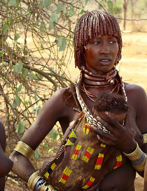 Nude Trible People In South Africa 34
