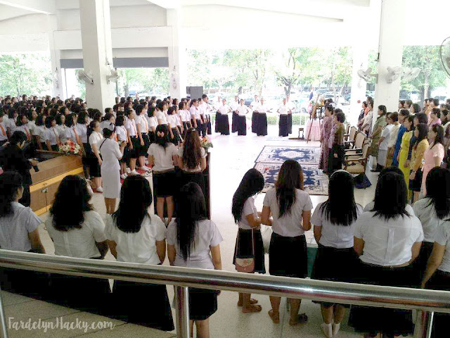 Teacher Day in Thailand