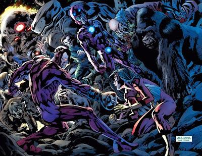 Avengers Vol 4 #12.1, Spider-Woman in danger