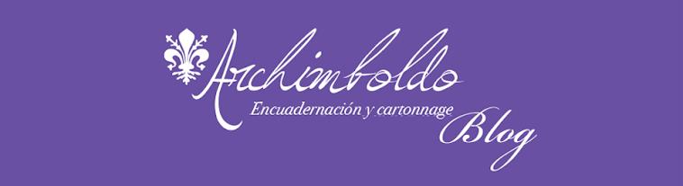 Las ideas de Archimboldo. Papel cartonaje y diseño