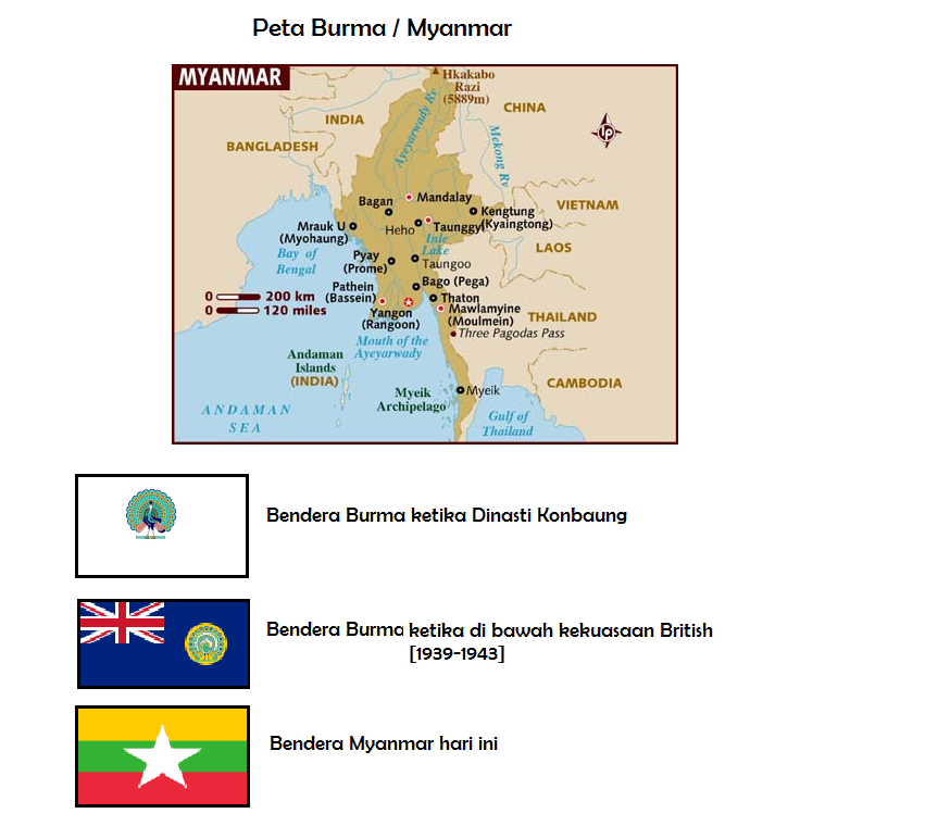 Blog Sejarah STPM Baharu: Semekar Cintaku : Raja Thibaw di Myanmar