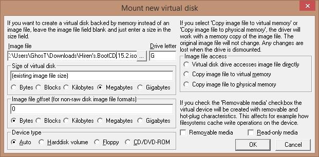 BootDev: Делаем флешку мультизагрузочной, настройка Grub4Dos