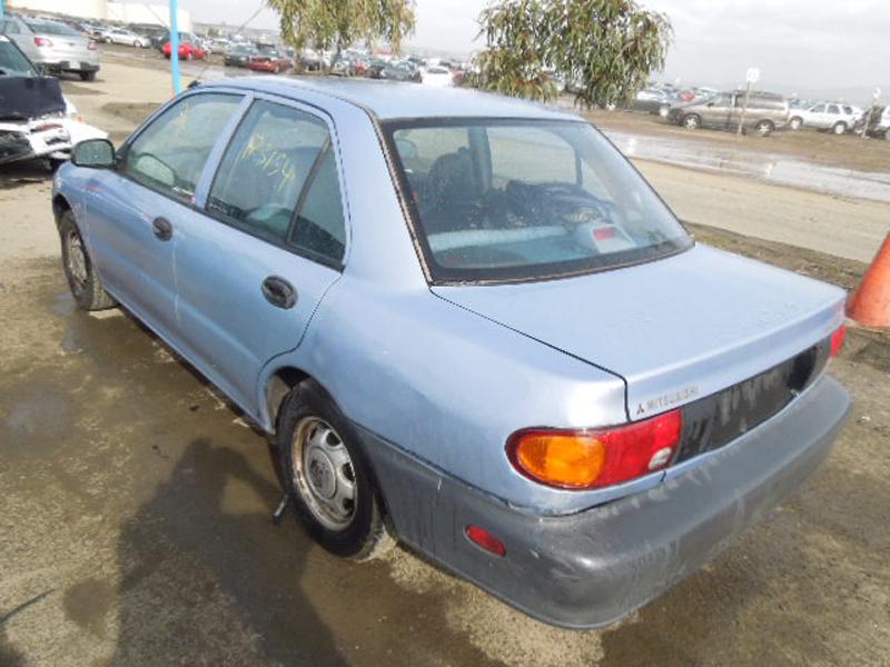 Automotive database mitsubishi mirage fourth generation 1991 1995 fandeluxe Images