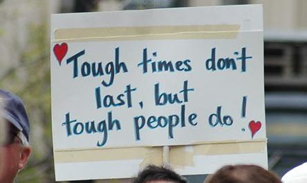self motivational tips tough times