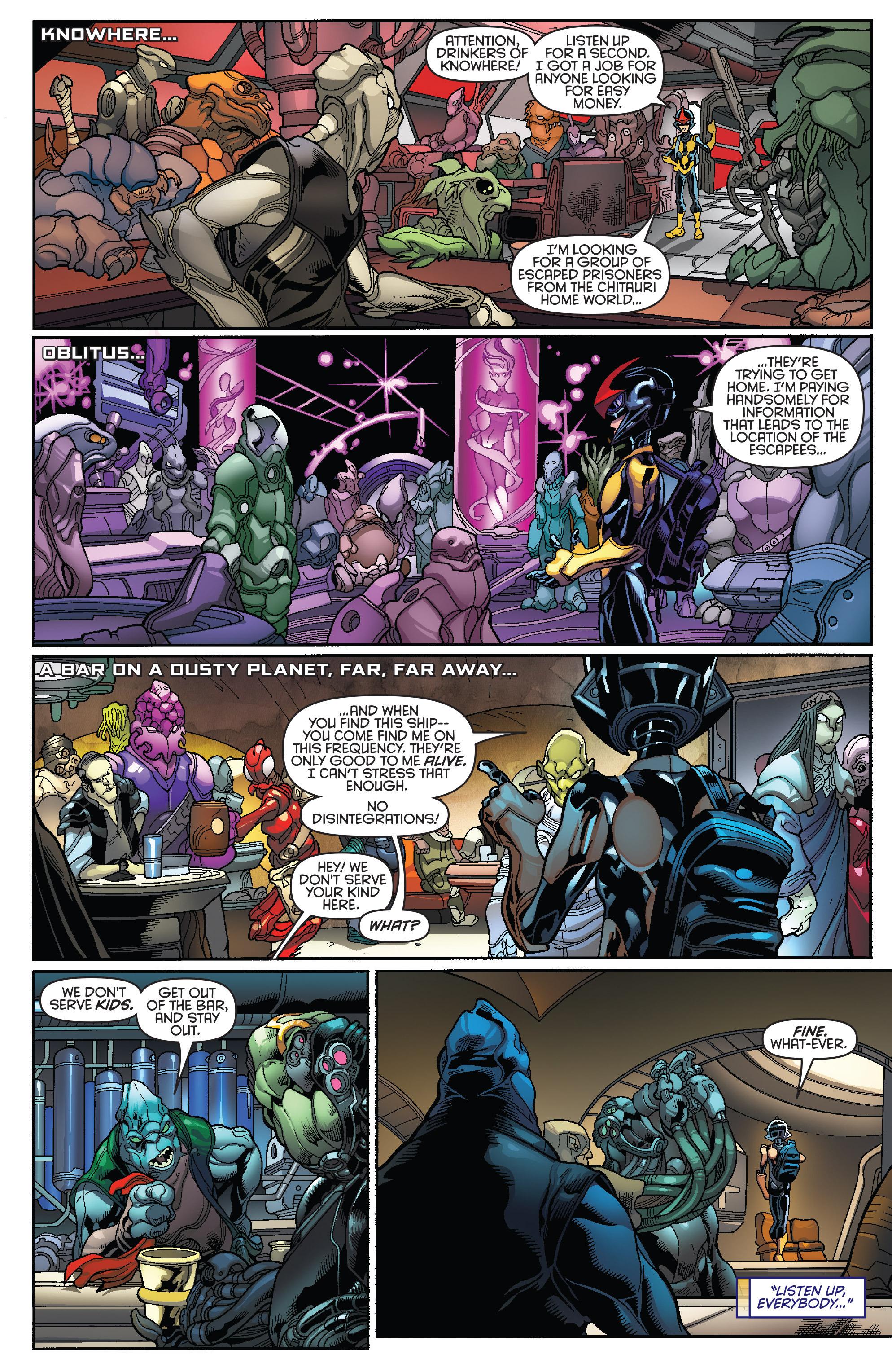 Nova (2013) - Chapter  29 | pic 11