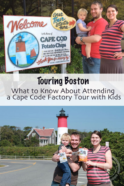 What to Know About Attending a Cape Code Factory Tour with Kids