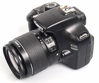 Harga Kamera Canon E0S 1100D