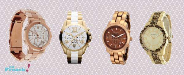 mulheres relógios femininos - tendência - maxi relogio - relogio grande - pulseirismo