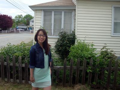 C'mon Get Happy One Shoulder Mint Green Dress,