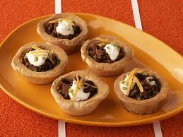 Chili in a biscuit bowl food recipe food channel chili in a biscuit bowl food recipe forumfinder Image collections