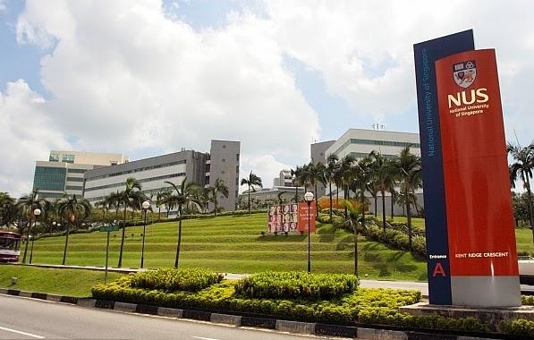 NUS, merupakan Universitas Terbaik di Singapura