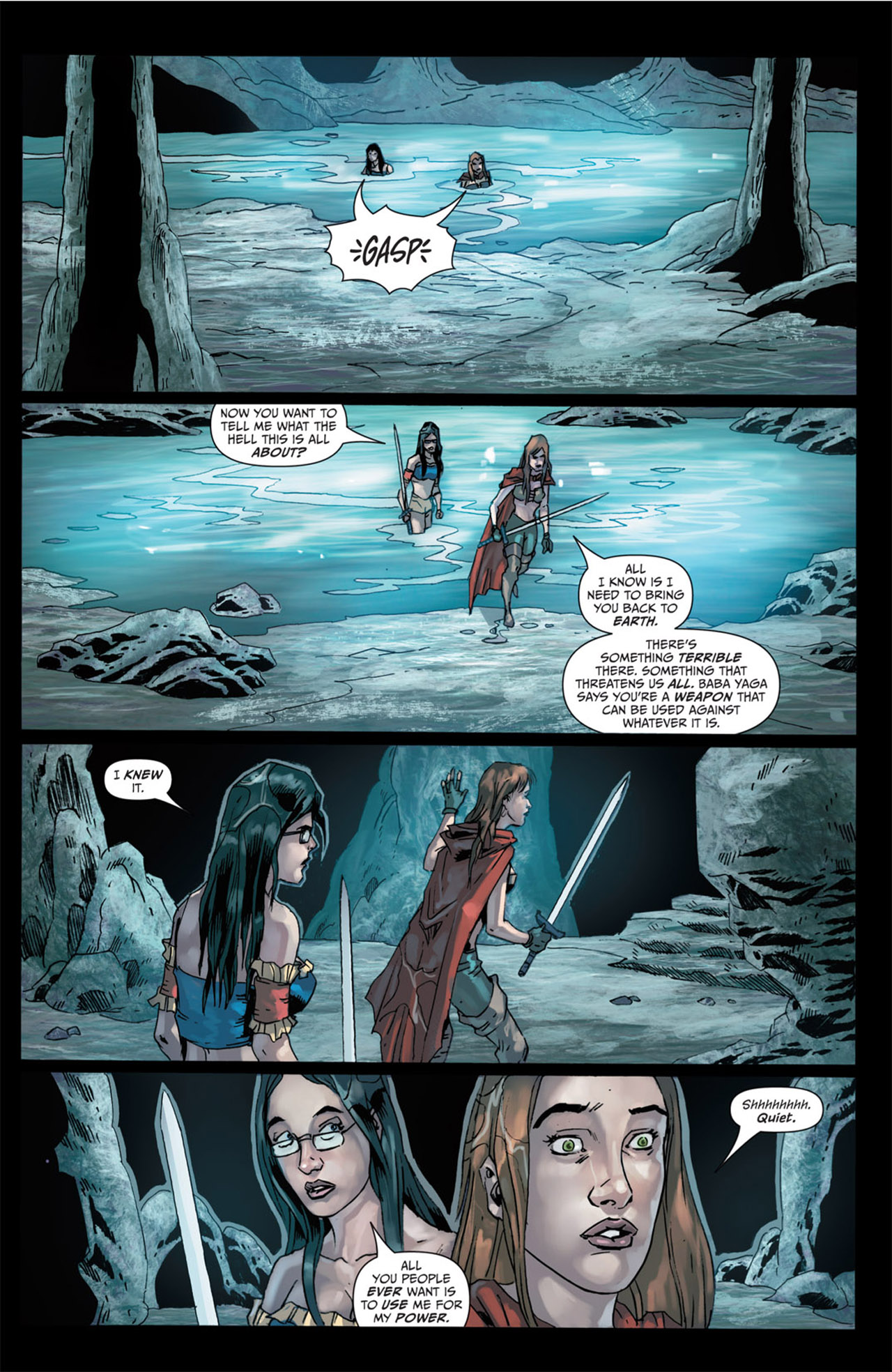 Grimm Fairy Tales (2005) Issue #63 #66 - English 13