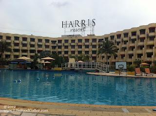 Harris waterfront hotel, Batam