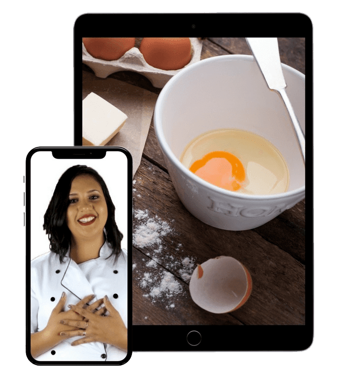Curso de Bolos e Doces Gourmet