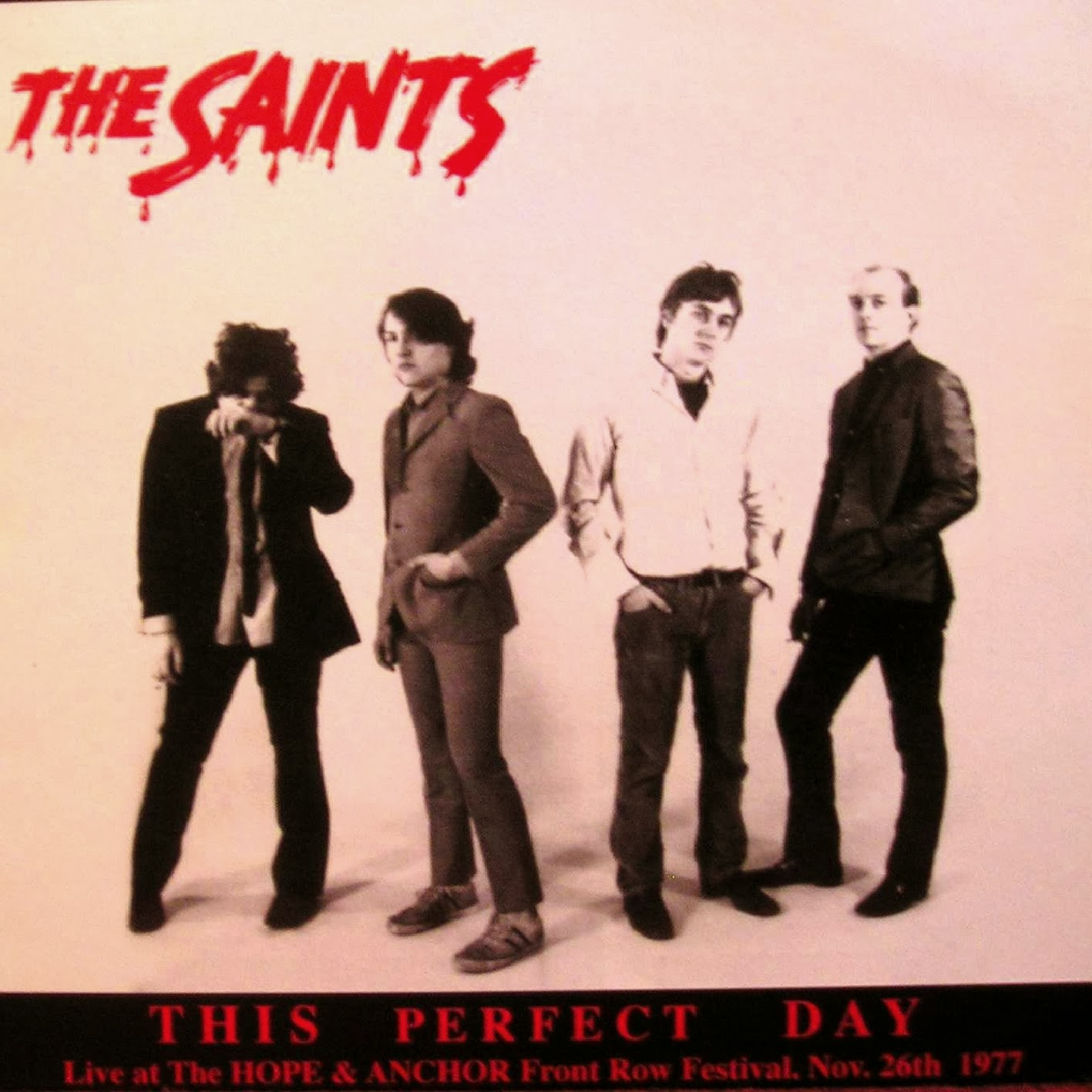 Oh When The Saints...