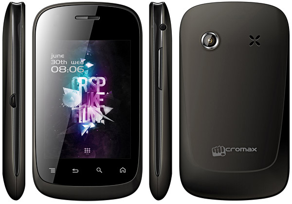 Micromax A52 Specifications