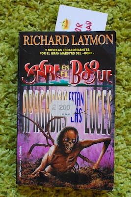 Sangre en el bosque Richard Laymon