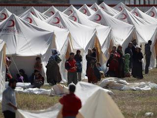 Ο λύκος κι αν εγέρασε κι άσπρισε το μαλλί του, μήτε τη γνώμη άλλαξε μήτε την κεφαλή του...Τούρκοι σφάζουν τους τραυματίες πρόσφυγες και πωλούν τα όργανά τους!