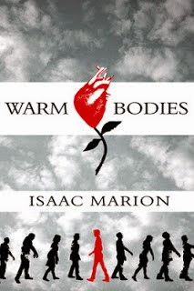 Ciepłe ciała( Isaac Marion) - moja historia.